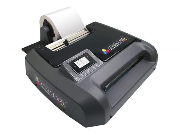Digital colour label printer