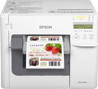 Epson Label printer C3500